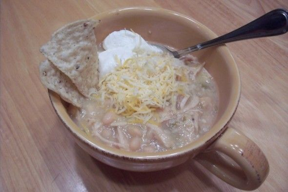 White Chicken Chili | Recipes to Try | Pinterest