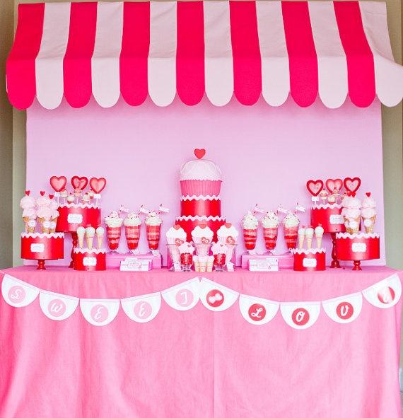 valentine day party ideas 4th grade