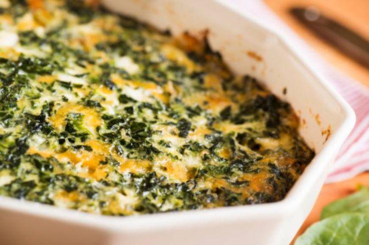 Spinach Quinoa Casserole Recipe | Yummy | Pinterest
