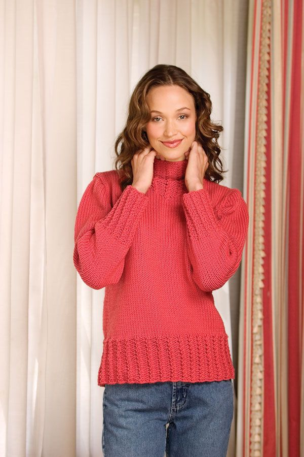 Baby Cable Sweater free pattern Knitting Pinterest