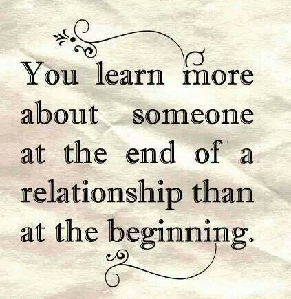 relationship about to end quotes
