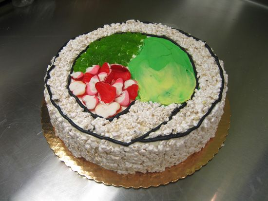 sushi cake for sushi birthday party | Party Like It's Your Birthday ...