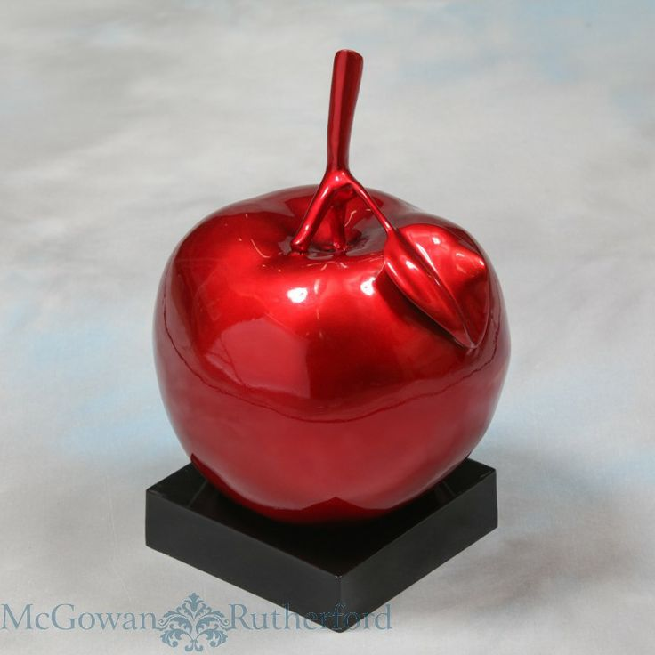 Apple decor red apple table decor apple themed kitchen for Apple kitchen decoration