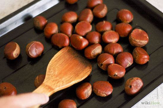 Ways to cook chestnuts wikihow