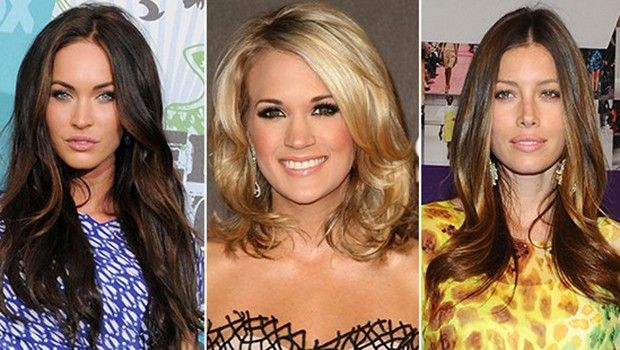 Find the best haircut for your face shape. I have a round face. # ...
