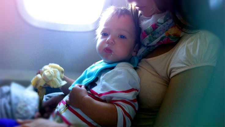 Traveling with your baby from birth and later