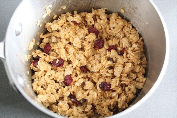 Peanut Butter Granola Balls | Recipe