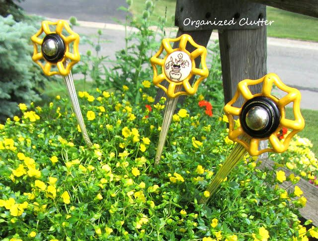 Garden Art Projects For 20 or Less