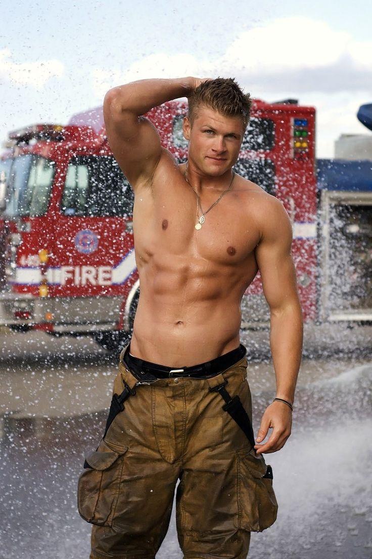 sexy fireman | Homotrophy | Sexy gay blog | Hot Men | Male Models | Fashion