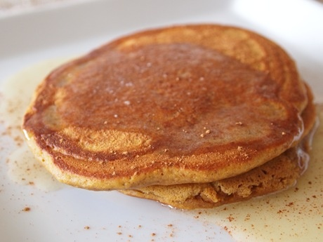 Pumpkin Cinnamon Roll Pancakes | Food to Create | Pinterest