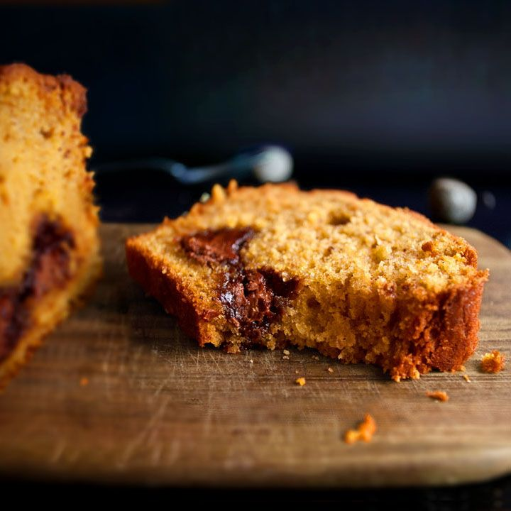 Pumpkin Nutella Bread | Tempting | Pinterest