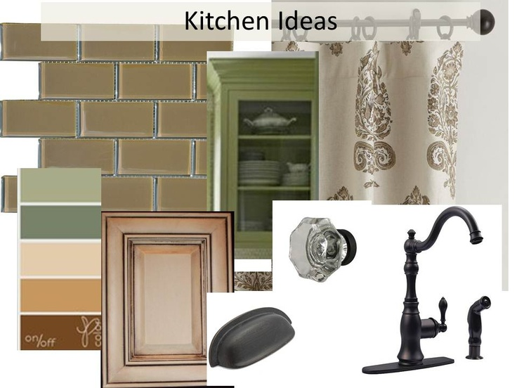 for my kitchen upper cabinets distressed sage, lower distressed