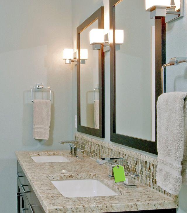 Master Bathroom Sinks : Master bathroom double sink Bathroom ideas Pinterest