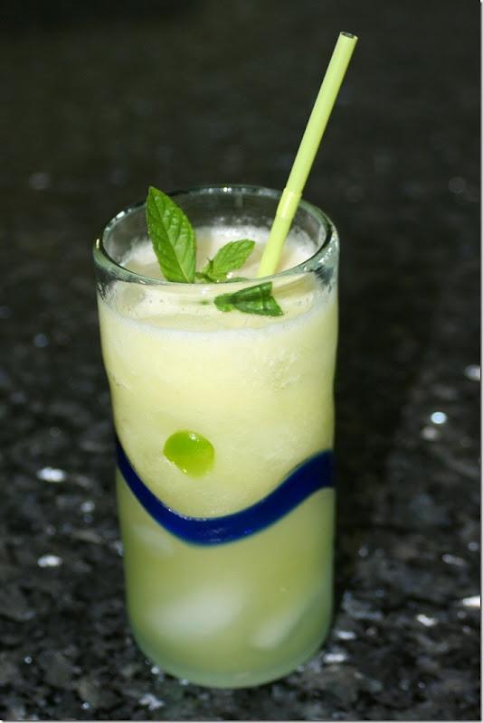 melon agua fresca | yummy | Pinterest