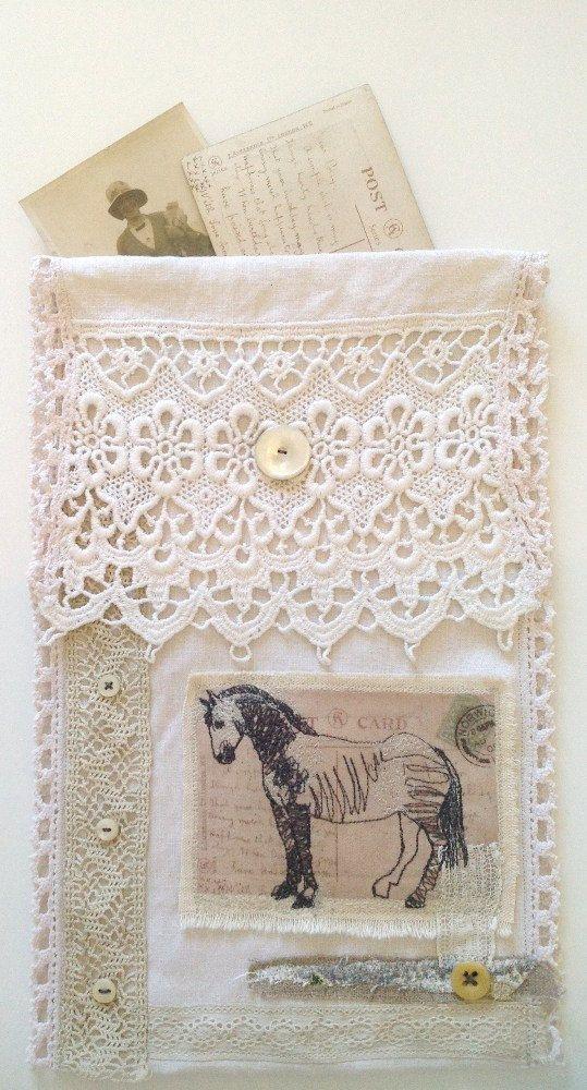 Memories and Keepsake Bag/ Envelope/ Wallet/ Pouch: