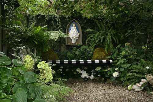 Pinterest for Garden grotto designs