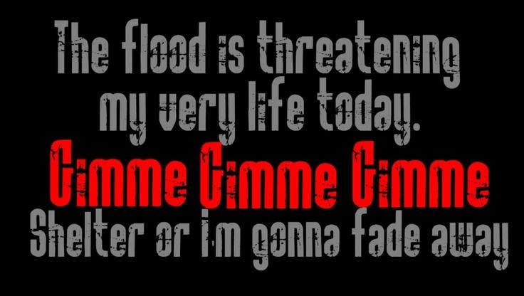 Gimme Shelter Lyrics Sinyte34s Soup