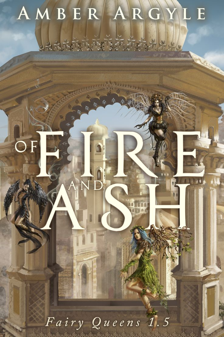 Of Fire and Ash Cover Reveal