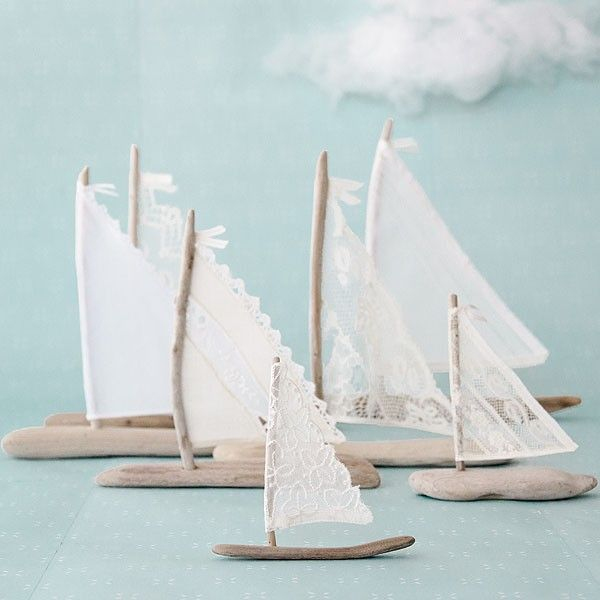 Driftwood sailboats by sofia tryon tabernacle ministries for Diy driftwood sailboat