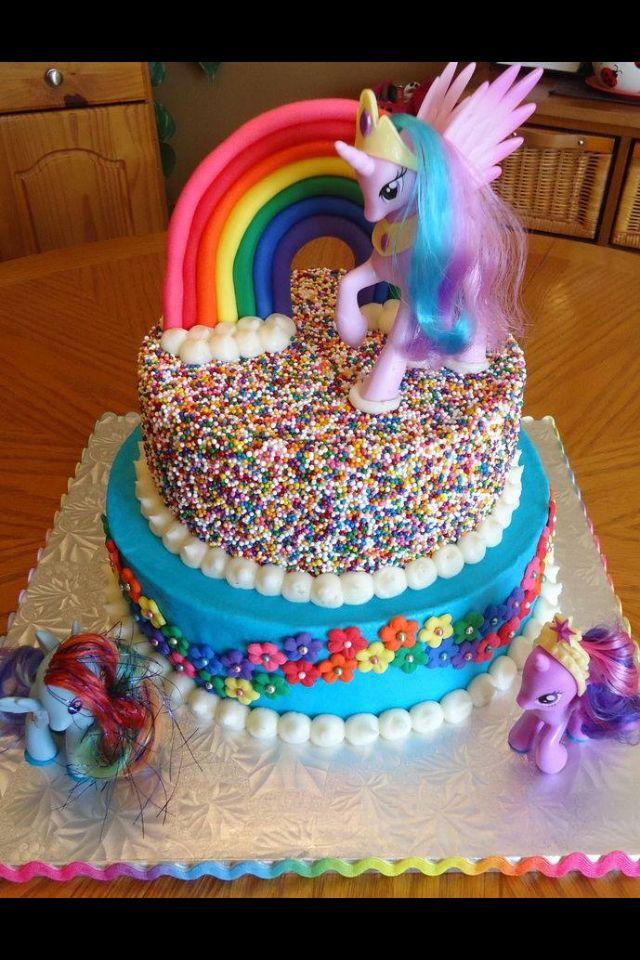 Pin Unicorn Picks Food Birthday Party Cake Cupcake