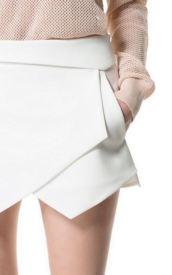 Zara skort- recently bought