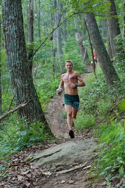 Rock/Creek Race Team member on his way to win the race by Rock/Creek, via Flickr