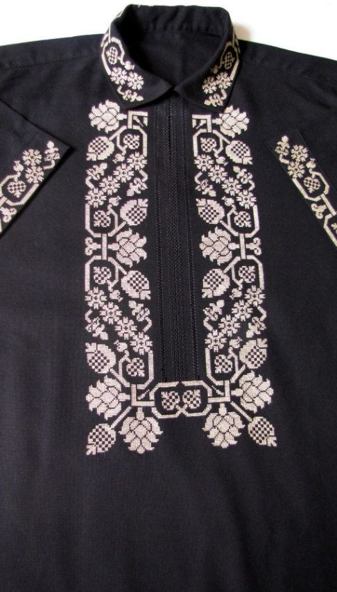 Images about ukrainian embroidered shirt designs on