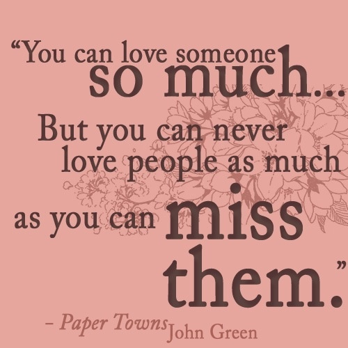 Sayings About Loving Someone So Much