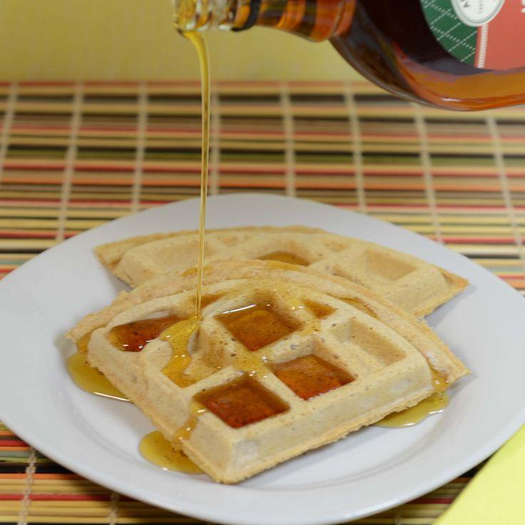 Easy Waffles | Food! Get Cookin! | Pinterest