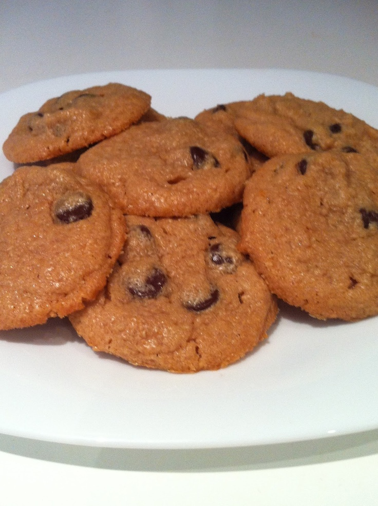 chocolate peanut butter chocolate chip cookies recipe yummly chocolate ...