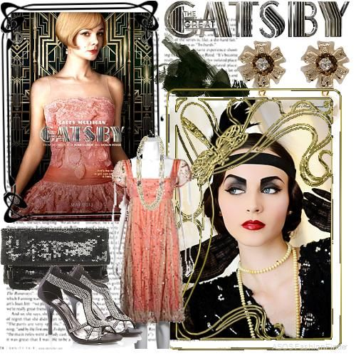 The Great Gatsby Costume Ideas Women The great gatsby by elisapar