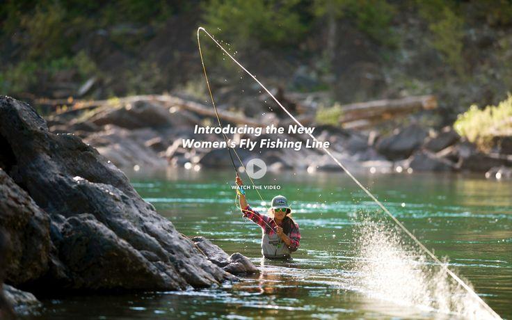 Women s fly fishing david bishop pinterest for Women fly fishing
