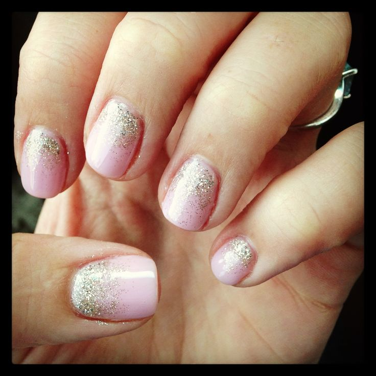 My own shellac ombré nail polish! | polish obsession | Pinterest