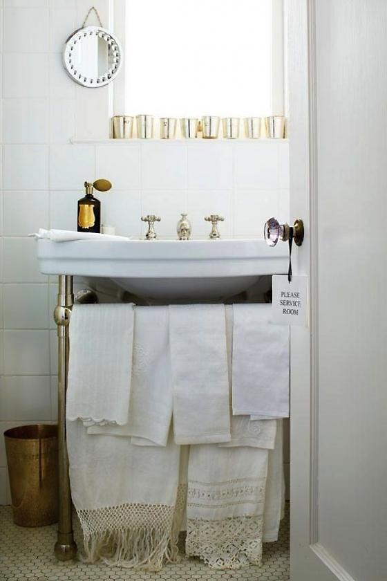 Pinterest for Bathroom ideas 7x7