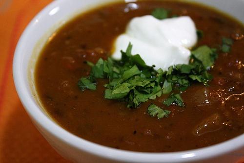 Cuban Black Bean and Pumpkin Soup | Soup Ideas | Pinterest