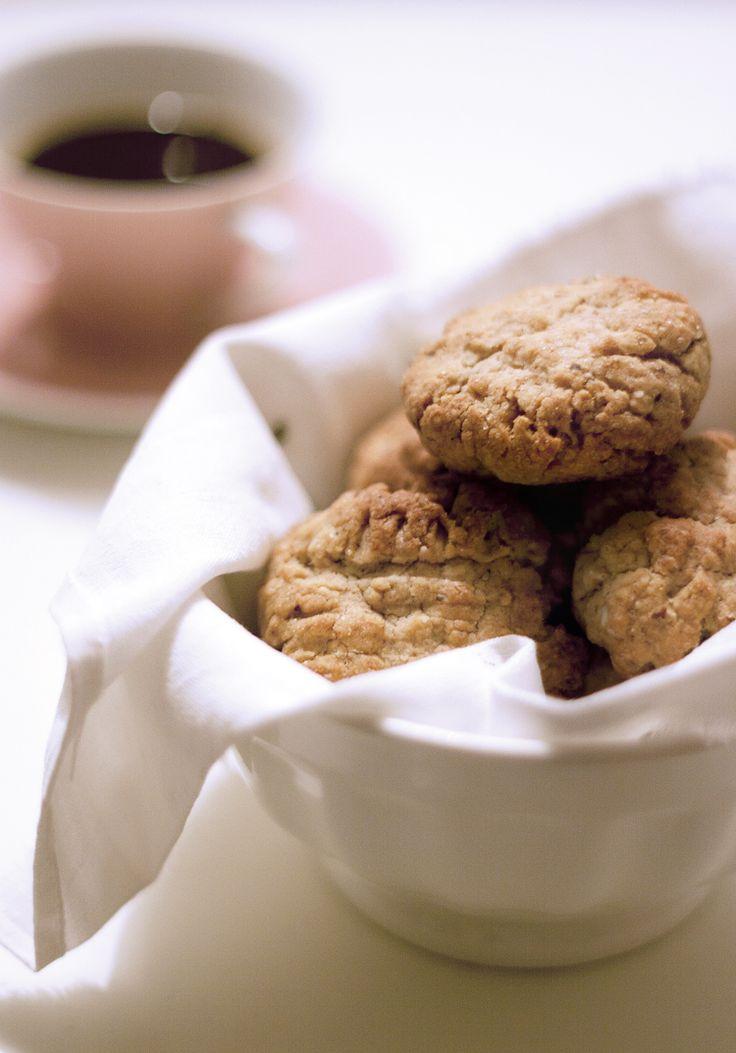 Lemon and Olive Oil Cookies. | dessert type food | Pinterest