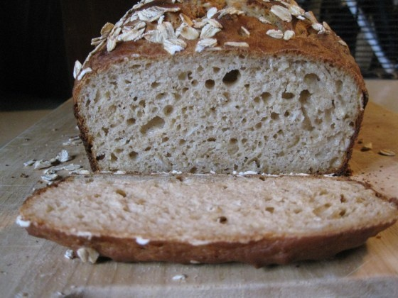 Quick Honey-oat Bread | bread | Pinterest