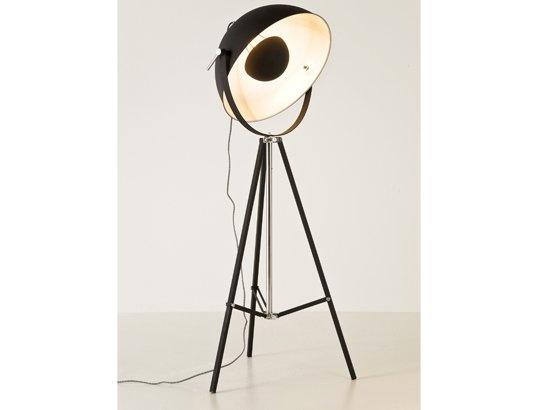 Lampadaire salon KARE DESIGN Bol noir  100% design original  Pinter ...