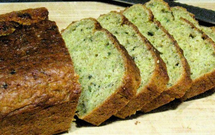 Savory Zucchini Bread - with rye flour | Food: Bread, Pizza, Focaccia ...