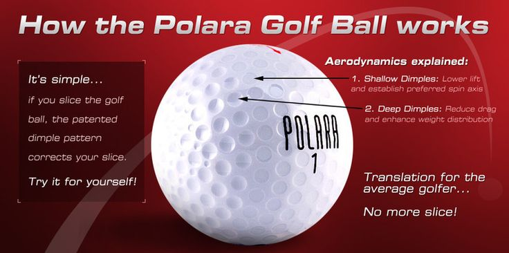 Polara Ultimate Straight XS Anti-Slice Golf Balls: pinterest.com/pin/63261569741398066