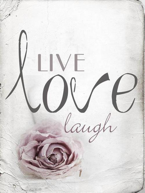 Live Love Laugh Printables Pinterest