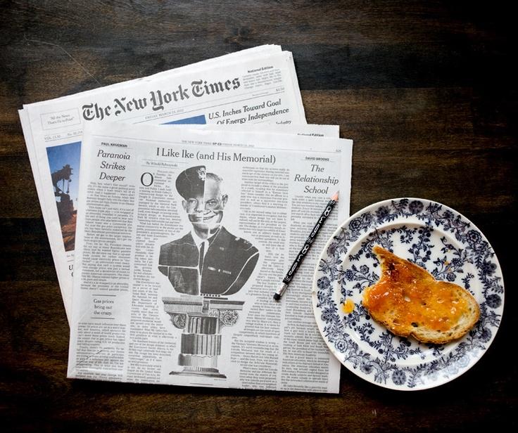 Biuro New York Times w Warszawie