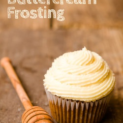 The Secret to Perfect Honey Buttercream Frosting — Punchfork