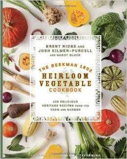 ... : The Beekman 1802 Heirloom Vegetable Cookbook and Radish Soup Recipe