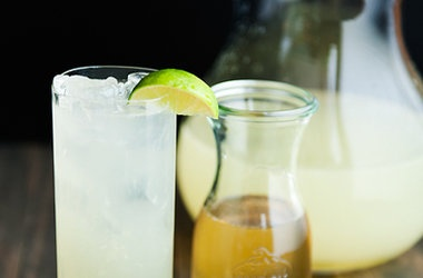 Ginger Limeade Recipes | Yum Yumzz | Pinterest