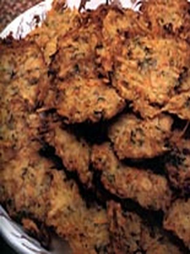 Laura Simon's Root-Vegetable Latkes | Recipe