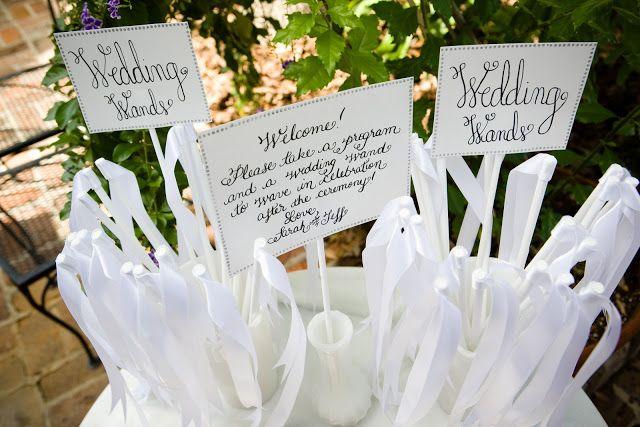 Wedding wands wedding pinterest for Wedding wands