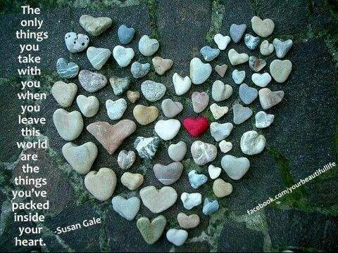 pebble heart | quotes | Pinterest