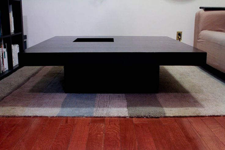 Extra Large Square Coffee Table Furniture Pinterest