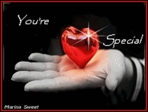 You´re Special   Love & Hearts Animated Gifts   Pinterest ...: pinterest.com/pin/151081762470451960